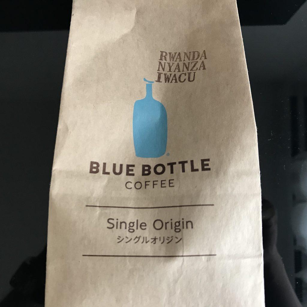 ブルーボトルコーヒー ルワンダ・ニャンザ・イワチュ