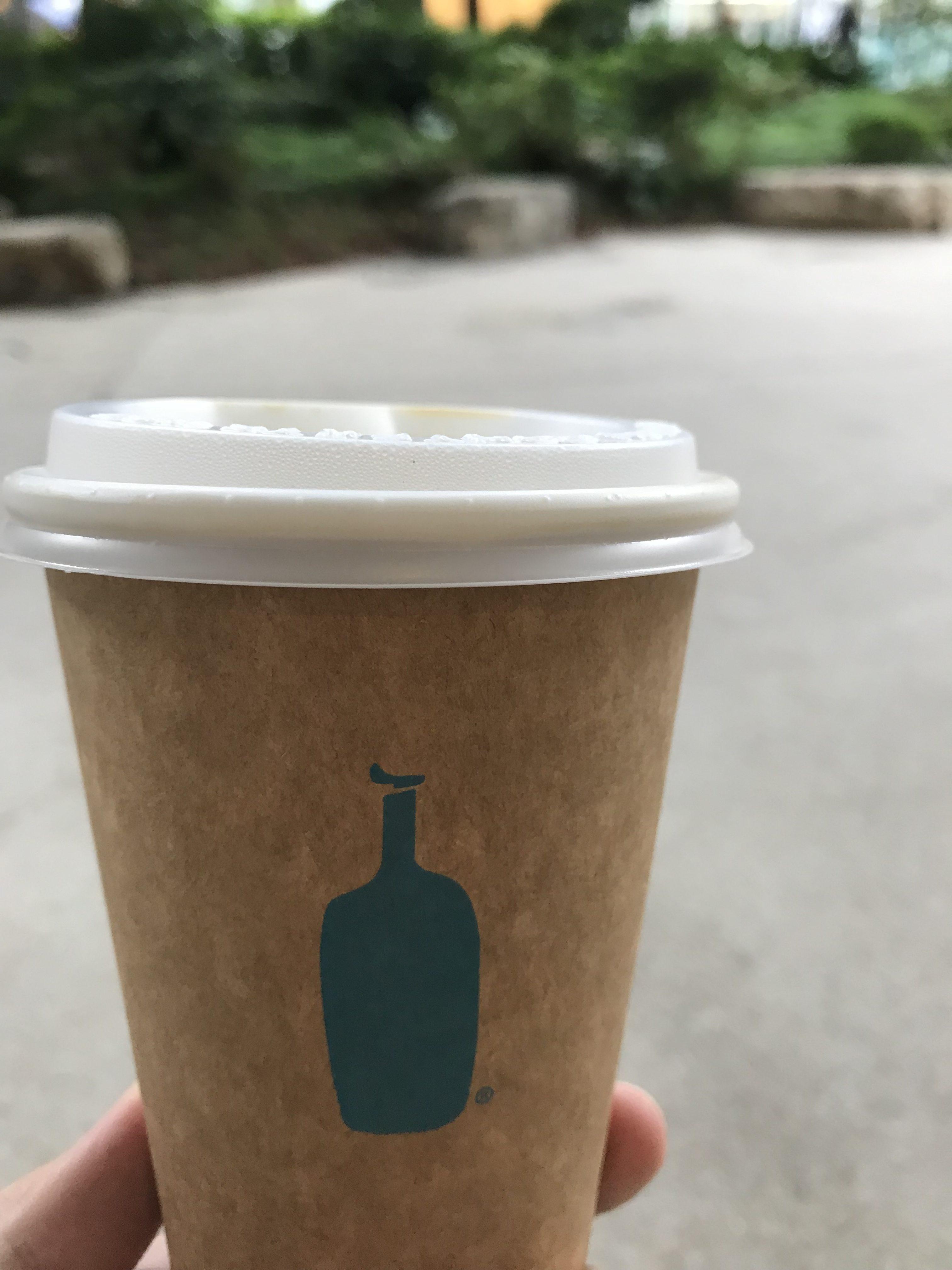 ブルーボトルコーヒー スリーアフリカズ