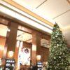 リッツカールトン東京 ラウンジの入り口