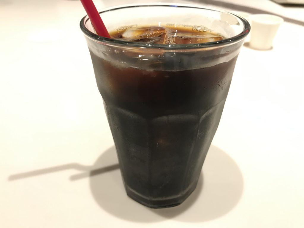 サザコーヒー丸の内 将軍珈琲 水だしアイス