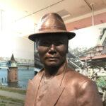 寅さん展 銅像