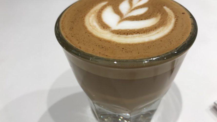 ジブラルタル ブルーボトルコーヒー