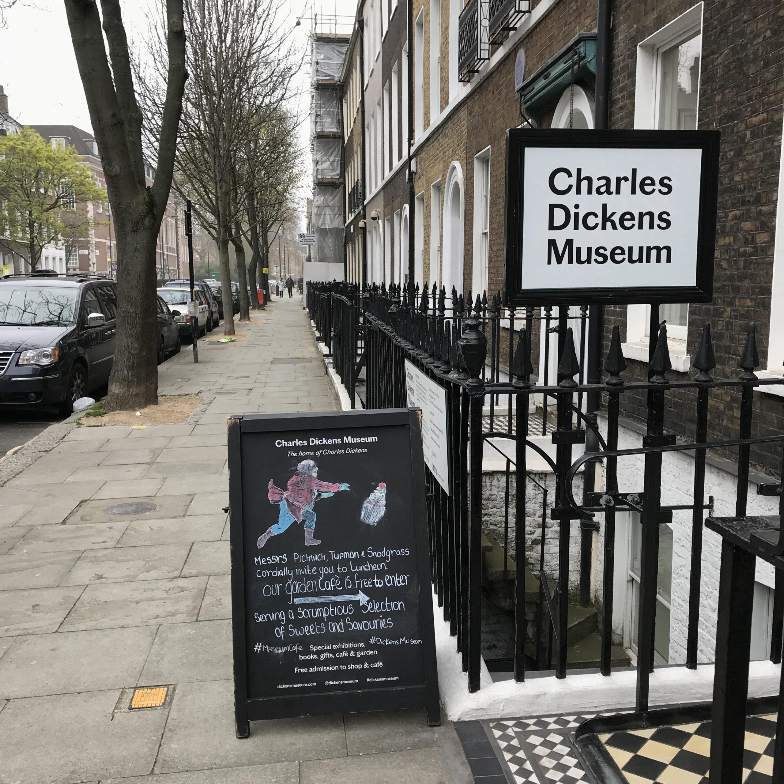 チャールズディケンズ博物館
