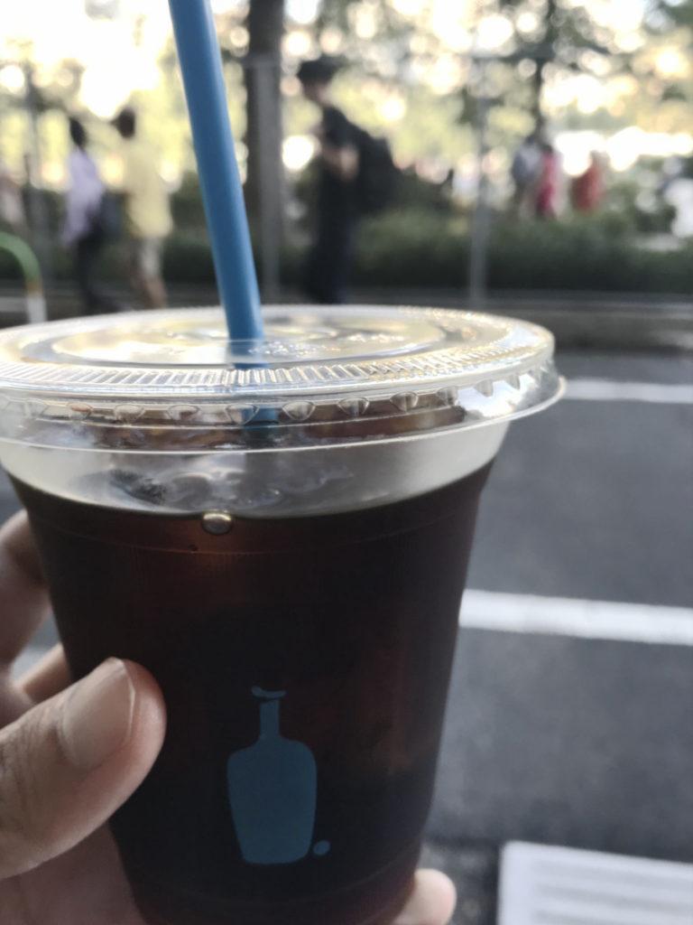 ブルーボトルコーヒー コールドブリュー