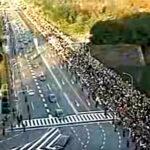 二重橋前~祝田橋 -天皇皇后パレード2019-