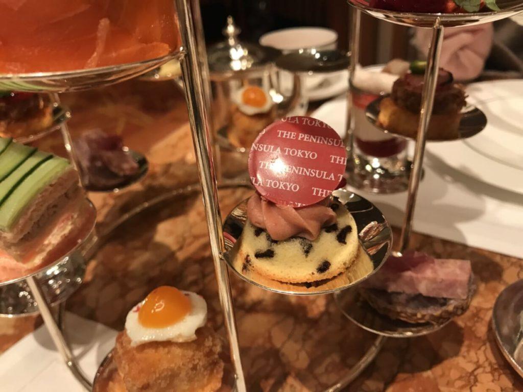 アーモンドケーキのガトーディグレ ストロベリーガナッシュ