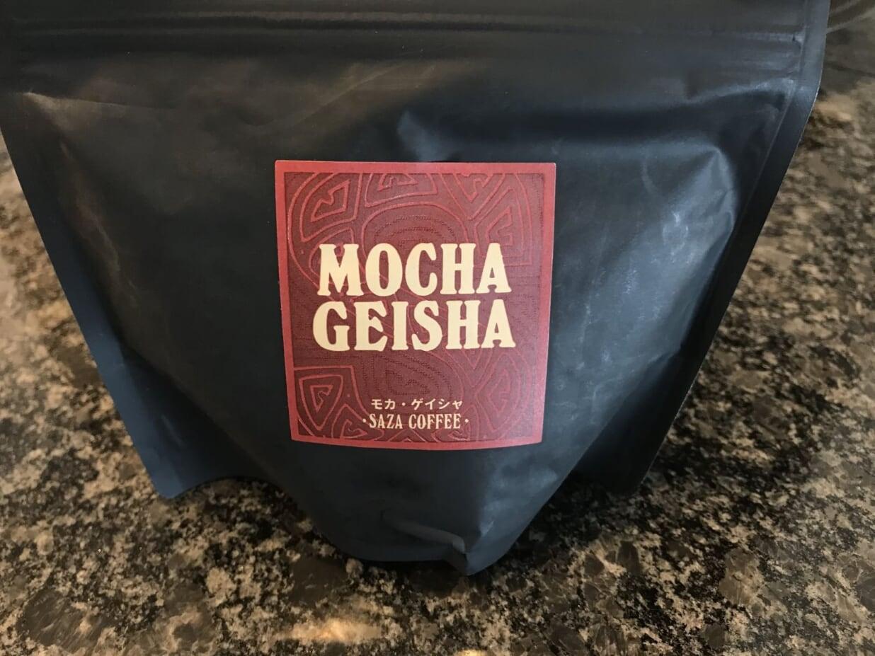 サザコーヒー モカゲイシャ2020