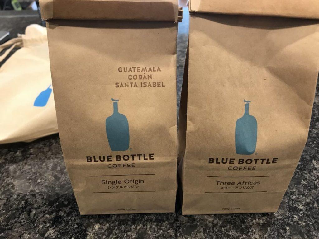 ブルーボトルコーヒー 福袋