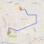 東大和市 聖火リレーの情報