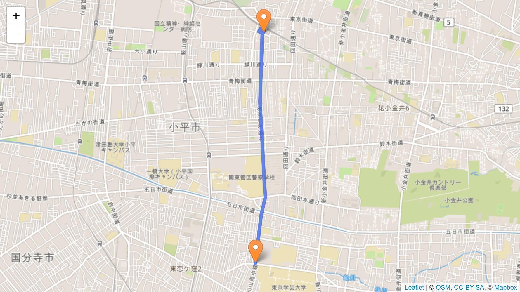 小平市 聖火リレーの詳細