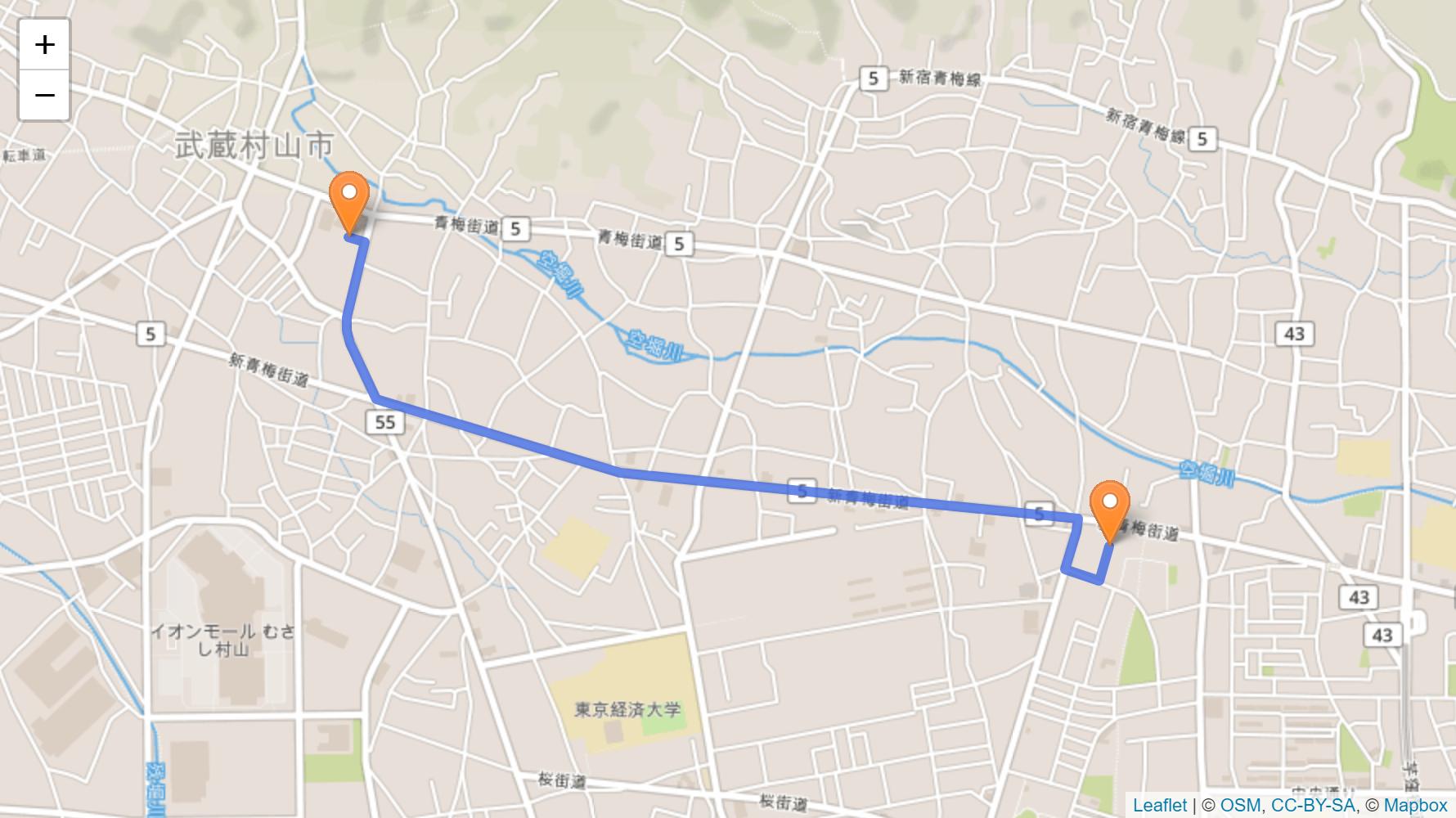 武蔵村山市 聖火リレーの情報