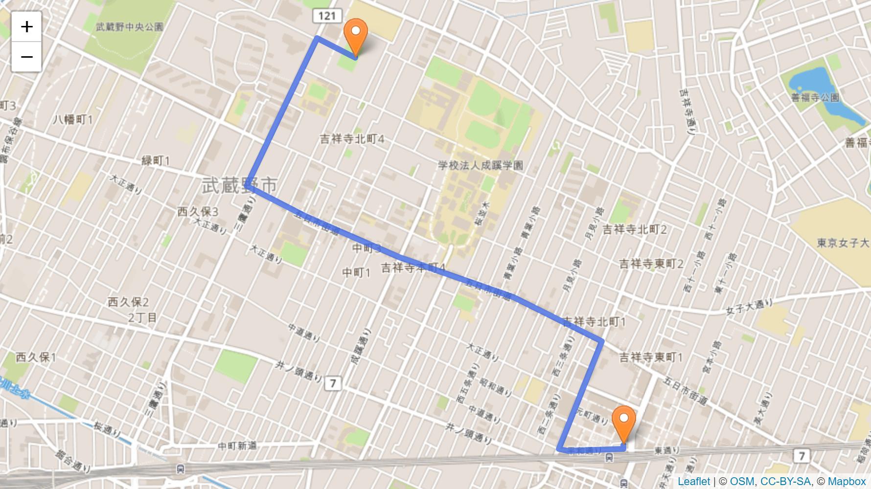 武蔵野市 聖火リレーの情報
