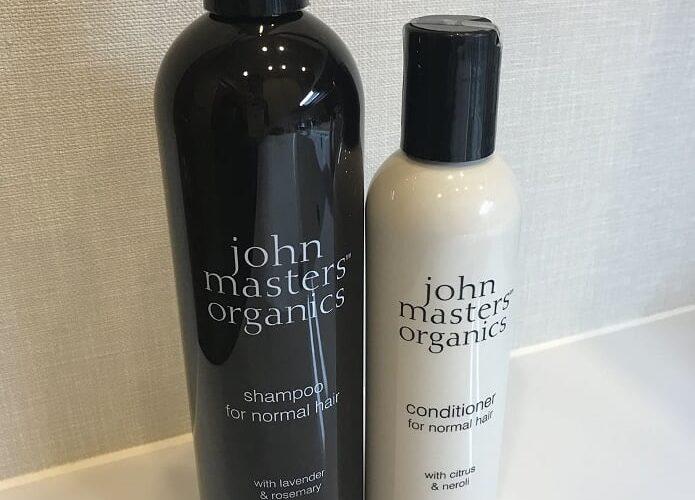 ジョンマスターオーガニック シャンプーとコンディショナー