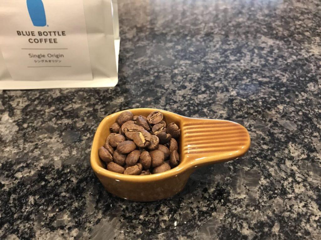 ブルーボトルコーヒー ルワンダ 珈琲豆
