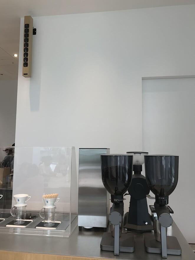 ブルーボトルコーヒー竹芝カフェ