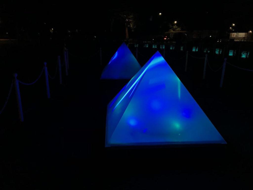 上野公園ライトアップイベント2020