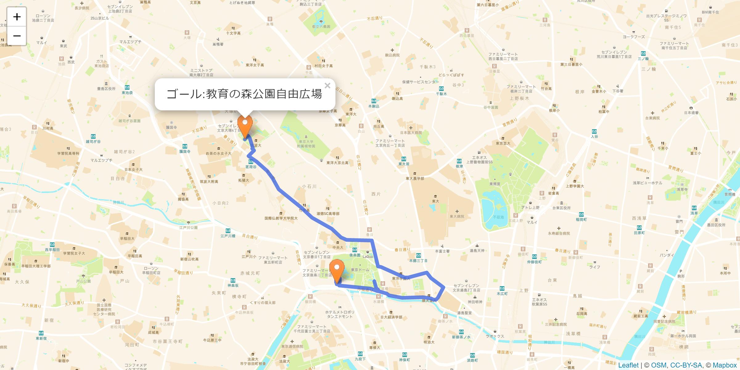 文京区 聖火リレーの詳細