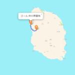 大島 聖火リレーの詳細